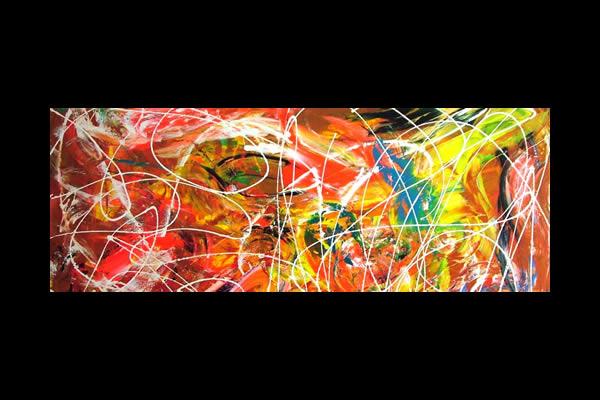 Galer a de arte moderno im genes de cuadros online for Imagenes de cuadros abstractos texturados