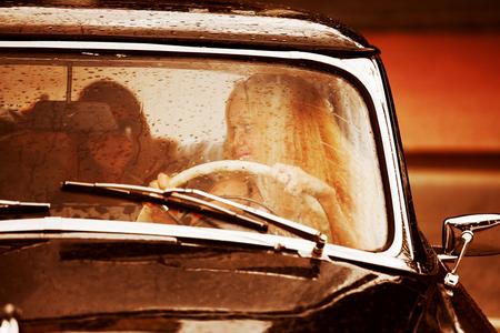 Paseo en Automóvil 70's