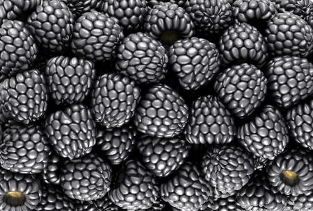 Cuadro de frutas Tasty Berries