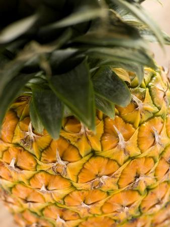 Cuadro de piña tropical