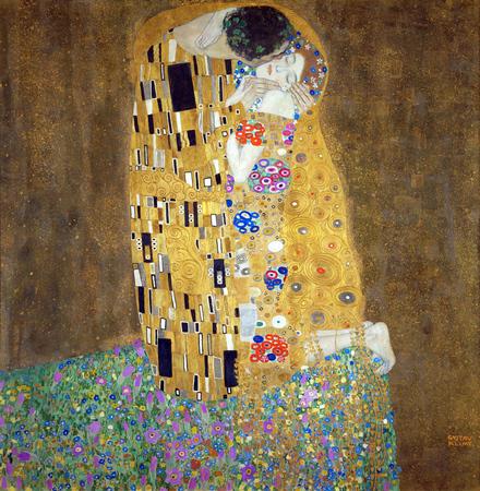 El Beso - Klimt