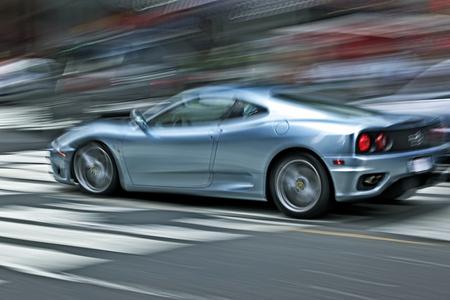 Ferrari F360 Plata