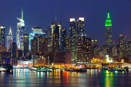 Ciudad de New York.