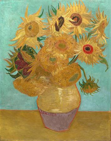 Los Girasoles - Vincent Van Gogh