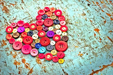 Cuadro de botones Lovely Buttons