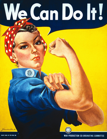 We Can Do It! Poster de Guerra