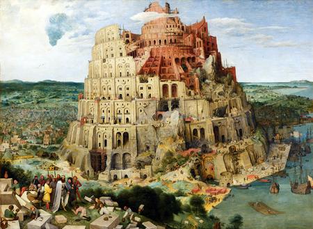 La Torre de Babel - Pieter Brueghel