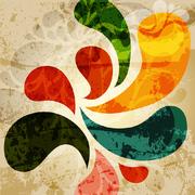 Caracolas Multicolor