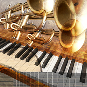 Jazz Piano & Trompeta