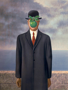 Son of Man - Magritte