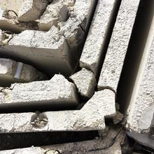 """Fotografía """"Rocas de cemento"""""""
