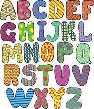Abecedario Infantil Artístico