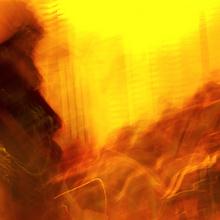 "Arte digital ""Volcán"""