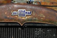Óxido Chevrolet