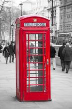Cabina Roja de Londres