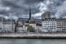 La Notre Dame de París