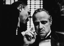 Vito Corleone en El Padrino