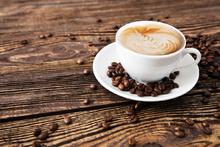 Cuadro de Café Cappuccino