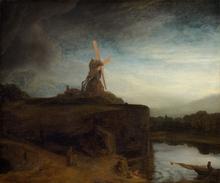 El Molino - Rembrandt