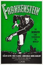 Película Frankenstein